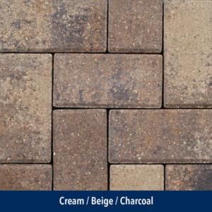 cream-beige-charcoal paver