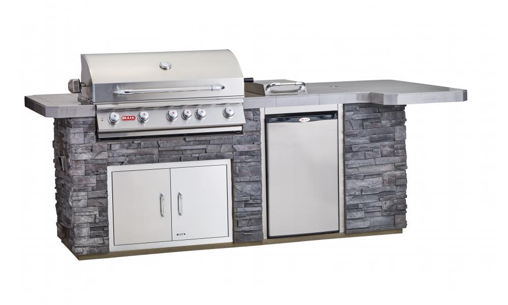 custom outdoor grills